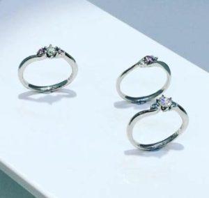 プラチナ 指輪