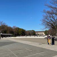 上野公園広場