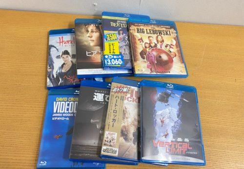 Blu-rayディスク 8枚
