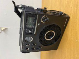 レトロ ラジオ