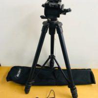 ビデオカメラ 三脚